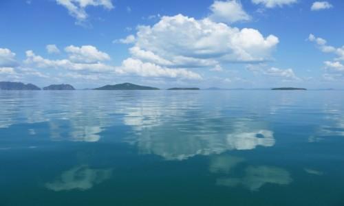 Zdjecie TAJLANDIA / Krabi / Morze Andamańskie / Cisza