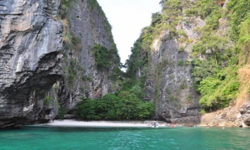 Zdjęcie TAJLANDIA / krabi / wyspy / ukryte plaże