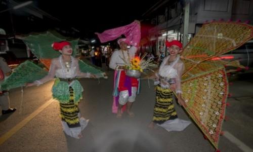 TAJLANDIA / Khun Yuam / Khun Yuam / Loy Krathong
