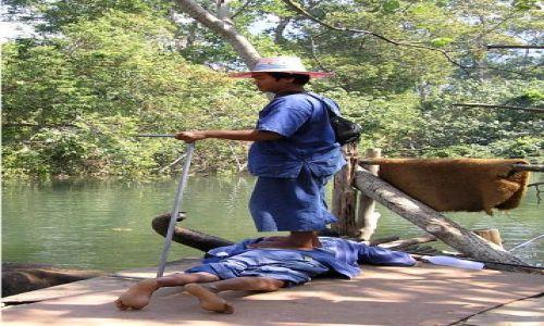 Zdjęcie TAJLANDIA / Ko Chang / słoniarnia / masaż tajski ?