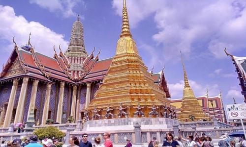 Zdjecie TAJLANDIA / Bangkok / Bangkok / Pałac Królewski