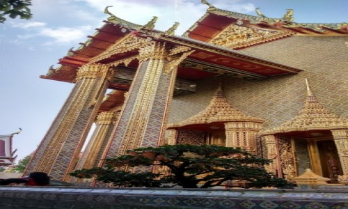 TAJLANDIA / Azja / Bangkok / WAT SUTHAT 2