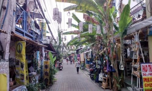 Zdjecie TAJLANDIA / Azja / chiang Mai / zaułki Chiang Mai