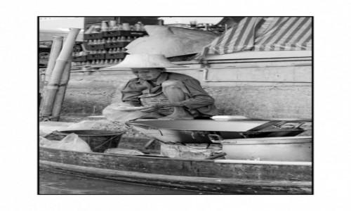 Zdjecie TAJLANDIA / Bangkok - okolice / Damnoen Saduak  / Pływający targ