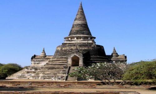 Zdjęcie TAJLANDIA / Ajutthaja / dawny pałac królewski / ruiny