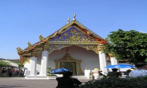 Zdjęcie TAJLANDIA / Bangkok / Wat Po / wat po