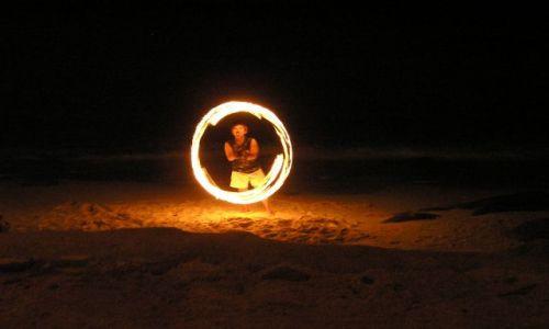 Zdjęcie TAJLANDIA / Zatoka Tajlandzka / Ko Tao / fire show2