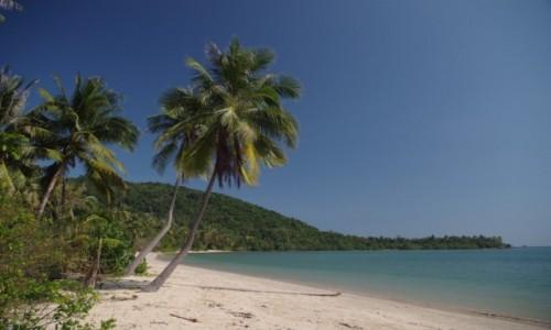 Zdjecie TAJLANDIA / Mu Ko Chumphon National Park / Mu Ko Chumphon / Puste plaże w Tajlandii