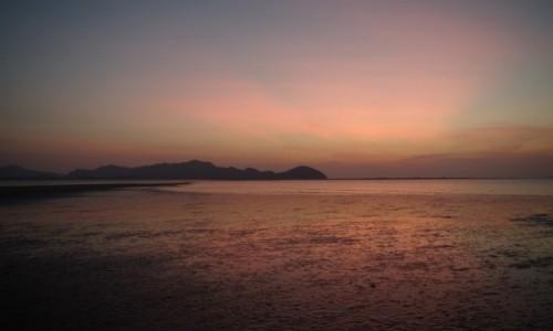 Zdjecie TAJLANDIA / Tajlandia kontynentalna / Hat Chao Mai National Park / Gdzieś na południu Tajlandii