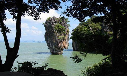 Zdjecie TAJLANDIA / Wyspa James'a Bonda / Wyspa James'a Bonda / Wyspa James'a B