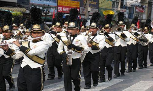 Zdjecie TAJLANDIA / Bangkok / Bangkok / orkiestra