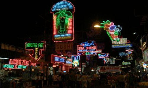Zdjecie TAJLANDIA / brak / Pattaya / Pattaya by night 2