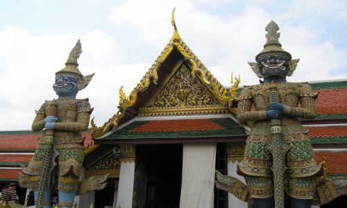 TAJLANDIA / brak / Bangkok / Grand Palace Bangkok