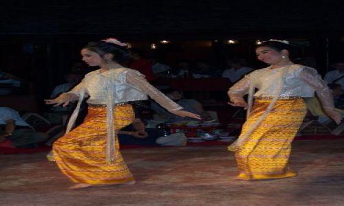 TAJLANDIA / północ Tajlandii / Chiang Mai / przepiękne Tajki