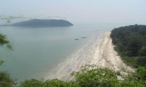 TAJLANDIA / południowo-wschodnie wybrzeże Tajlandii / w okolicach Hua Hin / plaże wokół Hua Hin