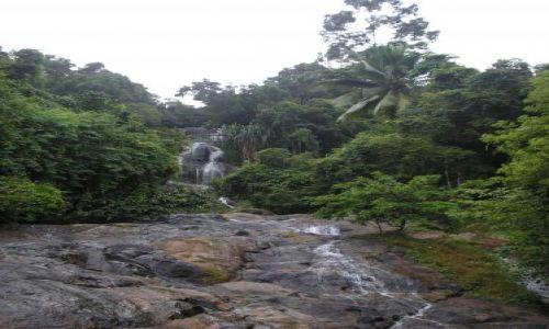 Zdjęcie TAJLANDIA / Ko Samui / na wyspie / naprawdę ukryty wodospad...