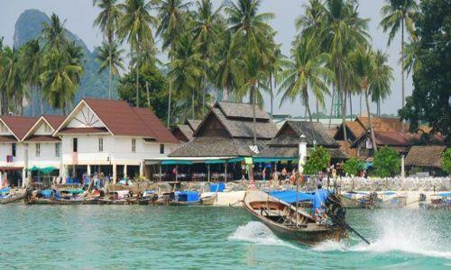 Zdjecie TAJLANDIA / Krabi / Ko Phi Phi / Wyspa Phi Phi