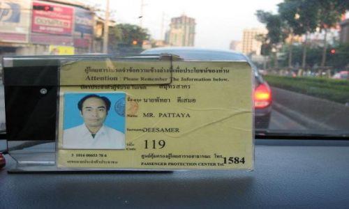 Zdjecie TAJLANDIA / Bangkok / Bangkok / Mr Pattaya