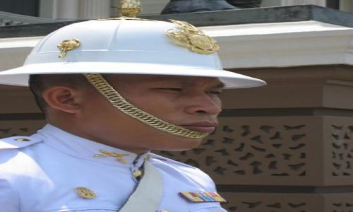 Zdjecie TAJLANDIA / Bangkok / Bangkok / Armia królewska