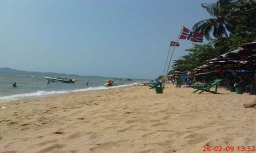 Zdjecie TAJLANDIA / brak / pattaya / Jomthien-Pattaya