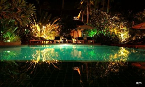 Zdjecie TAJLANDIA / basen / diamond resort / basenik