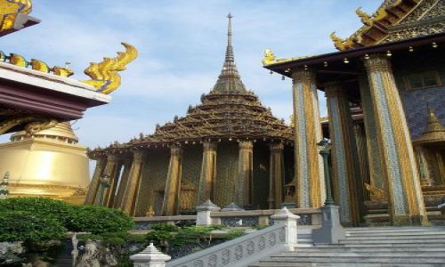 Zdjecie TAJLANDIA / brak / Bangkok / Wielki Pałac w Bangkoku
