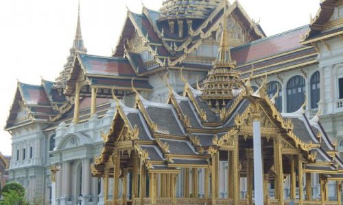 Zdjecie TAJLANDIA / brak / Bangkok / Wielki Pałac