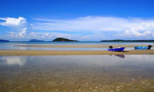 Zdjecie TAJLANDIA / wschodnie wybrzeże / ko mak / ko mak