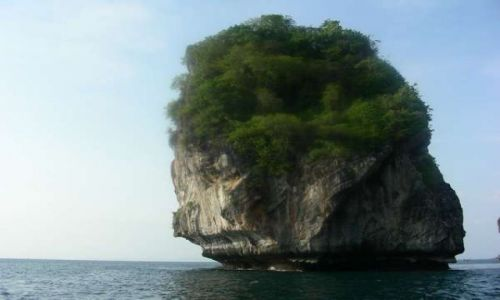 Zdjecie TAJLANDIA / Phi Phi Inland / Ocean Indyjski / Samotnica