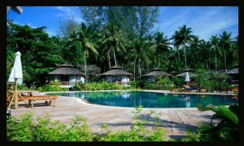 Zdjecie TAJLANDIA / brak / Ko Phanagan / Raj na ziemi