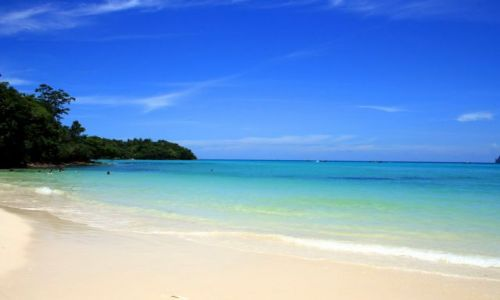 Zdjecie TAJLANDIA / brak / Koh Phi Phi / rajskie plaze