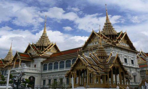 Zdjecie TAJLANDIA / brak / BKK / royal palace