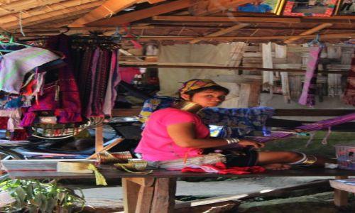 Zdjecie TAJLANDIA / Północna Tajlandia / Wioska Karenów / Karen Long Neck
