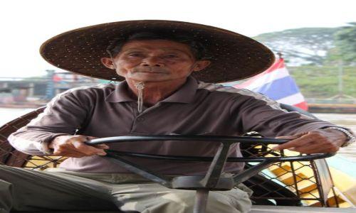 Zdjecie TAJLANDIA / brak / na granicy Tajlandii z Laosem / ...