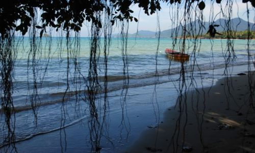 Zdjęcie TAJLANDIA / Ko Chang / m / plaża 1