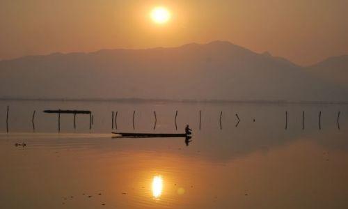 Zdjęcie TAJLANDIA / Tajlandia północna / Tajlandia / Zachód tajskiego słońca