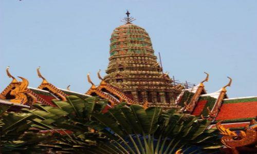 TAJLANDIA / brak / Bangkok / świątynie w Bangkoku