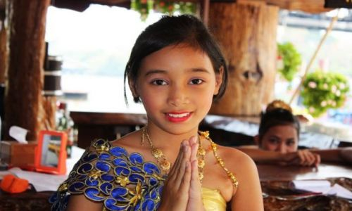 Zdjecie TAJLANDIA / brak / Pattaya / przyszła miss Tajlandii