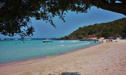 Zdjęcie TAJLANDIA / brak / Pattaya / niebiańskie plaże......