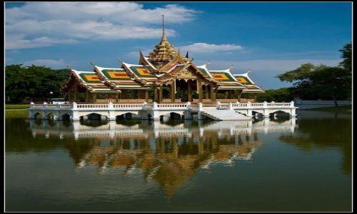 Zdjęcie TAJLANDIA / BANG PA / BANG PA IN PALACE / PAŁACYK
