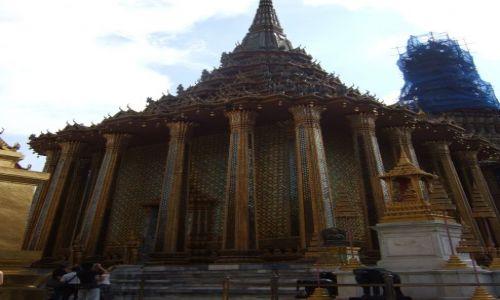 Zdjęcie TAJLANDIA / bangkok / jedna ze świątyń / tajlandia