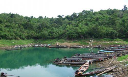 Zdjęcie TAJLANDIA / południe kraju / khao sok / tajlandia