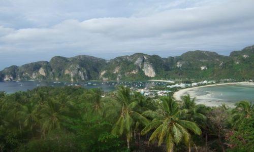 Zdjecie TAJLANDIA / wybrzeze andamanskie / ko phi phi / tajlandia