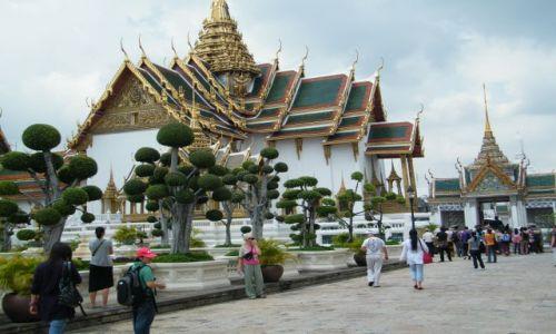 Zdjecie TAJLANDIA / - / Bangkok / Grand Palace-Bangkok