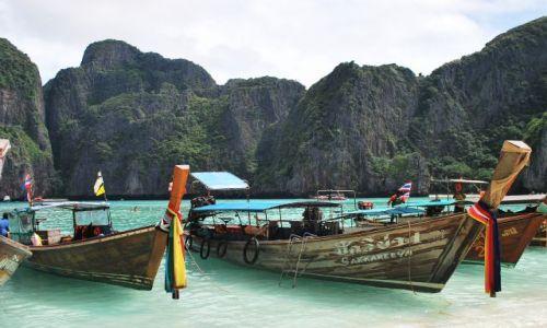 Zdjecie TAJLANDIA / Koh Phi Phi / Maya bay / Maya Bay
