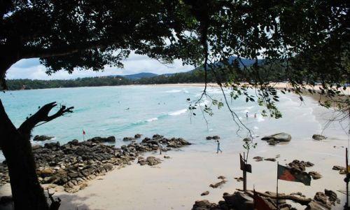 Zdjęcie TAJLANDIA / Phuket / Kata beach / plaza