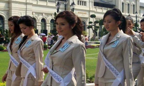 Zdjecie TAJLANDIA / Bangkok / Pałac Królewski / Miski