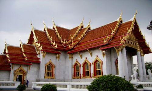 Zdjęcie TAJLANDIA / Bangkok / świątynia Marmurowa / światynia Marmurowa