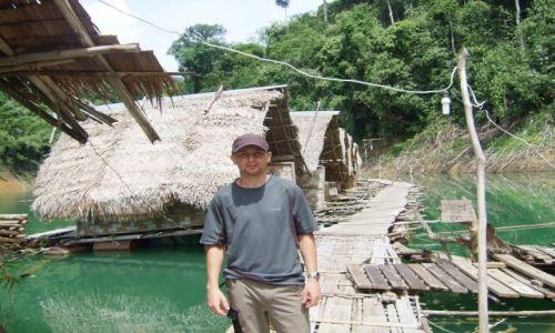 Zdjęcie TAJLANDIA / poludnie kraju / khao sok / tajlandia