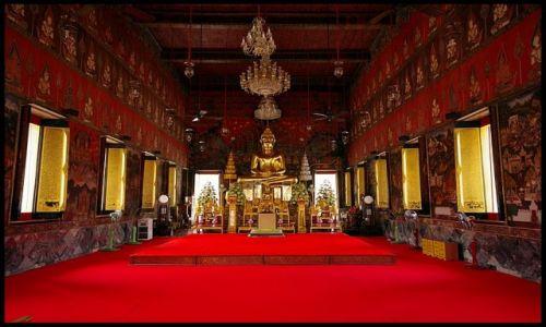 Zdjecie TAJLANDIA / - / Bangkok / Budda